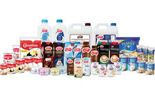 บริษัท เอฟแอนด์เอ็น แดรี่ส์(ประเทศไทย) จำกัด ขอรับรองว่าผลิตภัณฑ์ทุกชนิดไม่มีส่วนประกอบของน้ำมันที่ผ่านกระบวนการเติมไฮโดรเจนบางส่วน